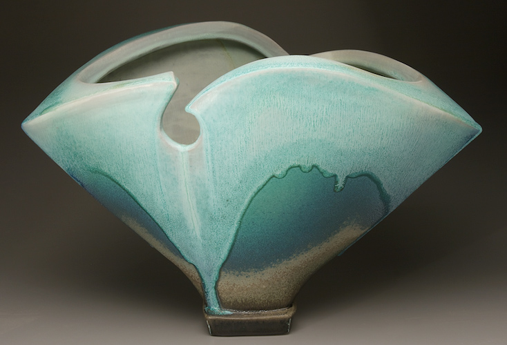 Susan Filley - Wave vase